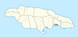 Kingston Parish in Jamaica