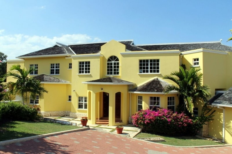 Luxury Villa in Rose Hall, Jamaica for Sale